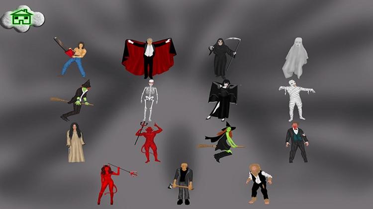 Witches And Pumpkins screenshot-3