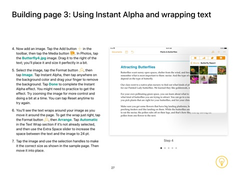 Pages for iPad Starter Guide iOS 11 by Apple Education on Apple Books