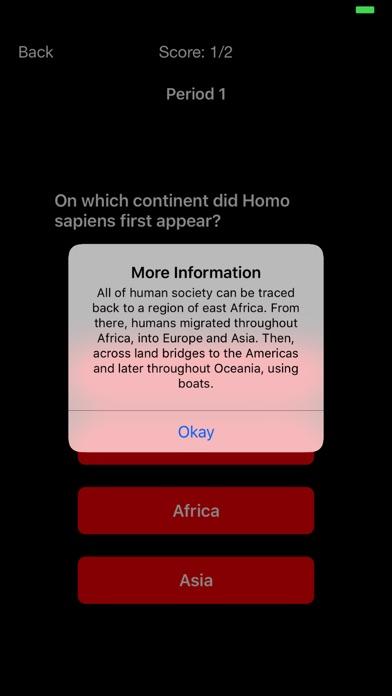 AP World History Review screenshot 4