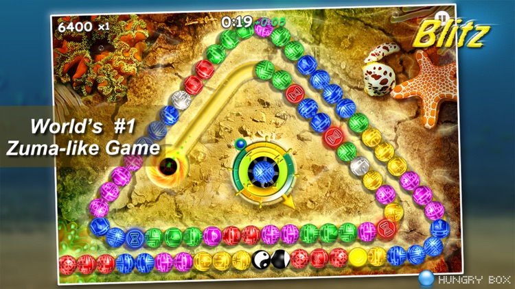 Montezuma Loops Blitz 2 screenshot-0