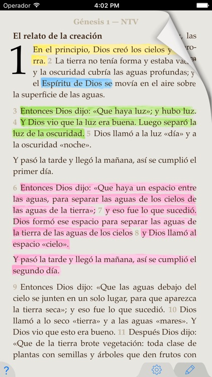 Biblia Nueva Traducción Viviente screenshot-4