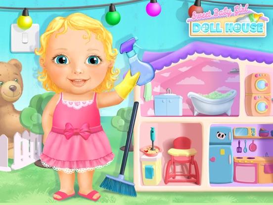 Sweet Baby Girl Dollhouse FULL screenshot 6
