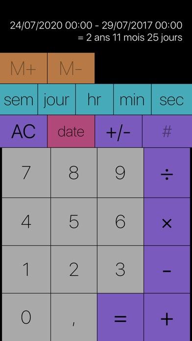 Screenshot #2 pour Tabi Calc