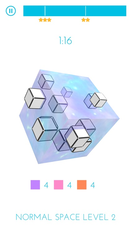 Cube Cube: Color Matching screenshot-0