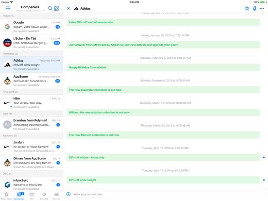 InboxZero Mail