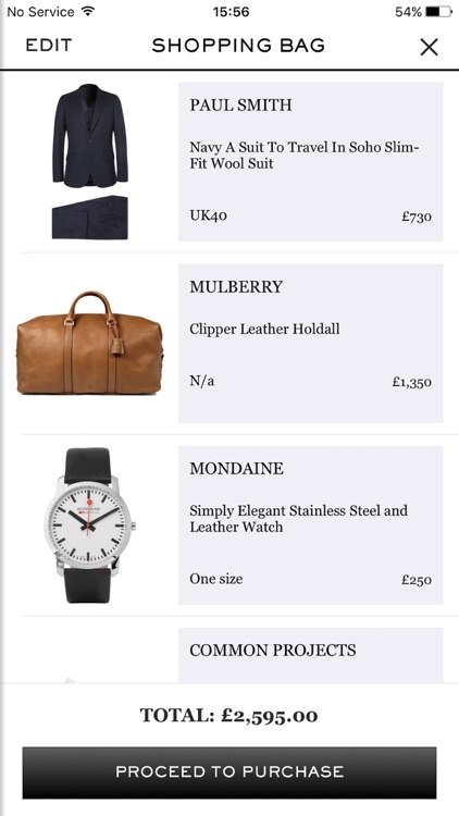MR PORTER | Luxury Fashion screenshot-4