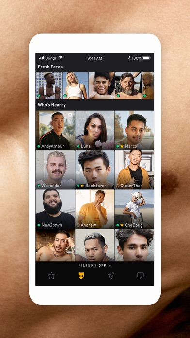 Grindr - Gay chat app image