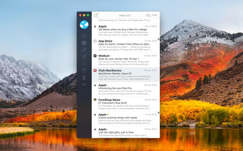 Airmail, un grand client mail à petit prix-capture-1