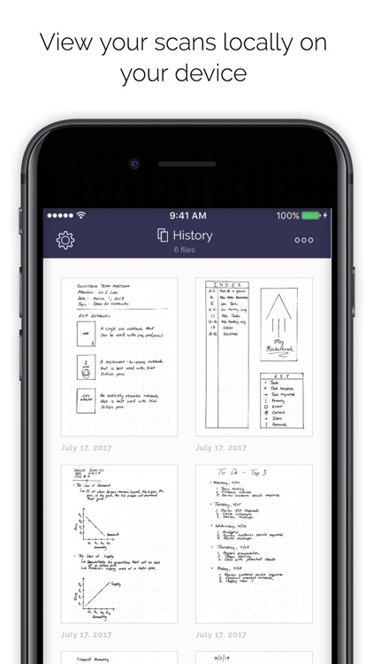 Rocketbook App screenshot-3