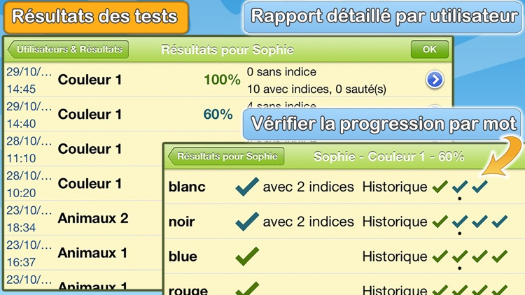 French Word Wizard screenshot-5