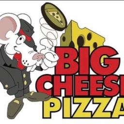Big Cheese Pizzeria By Neil Campbell