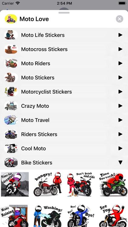 Moto Love screenshot-9