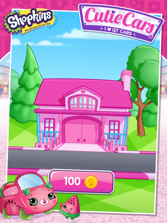 Shopkins: Cutie Cars screenshot 7