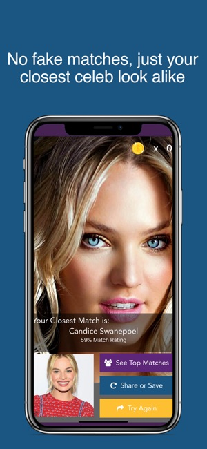 Face Double App Tells You Who Your Celebrity Look-Alike is