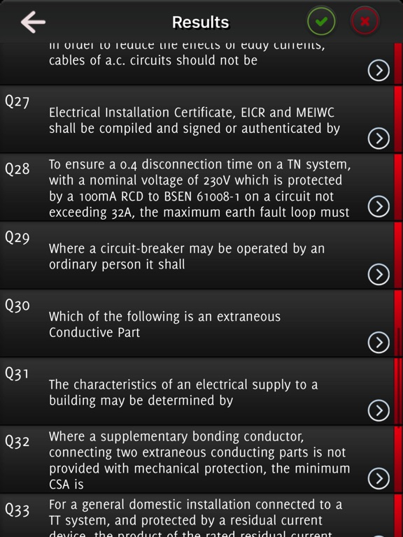 18th Edition Wiring Regs screenshot 8