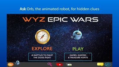 Image of Wyz Epic Wars for iPhone