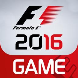 Ícone do app F1 2016