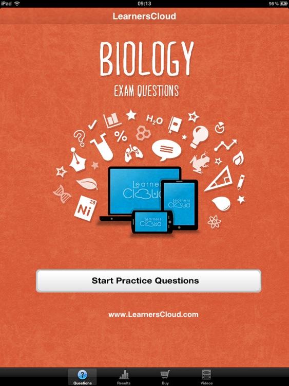 GCSE Biology: Questions