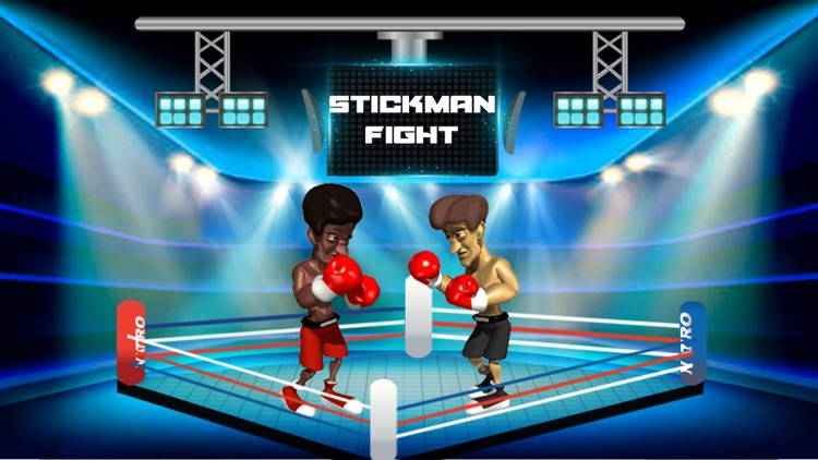 Stickman Fight- Physics Game screenshot-4