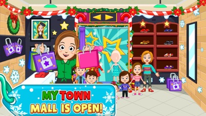 My Town : Shopping Mall screenshot 5