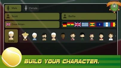 Tennis Superstar screenshot 1