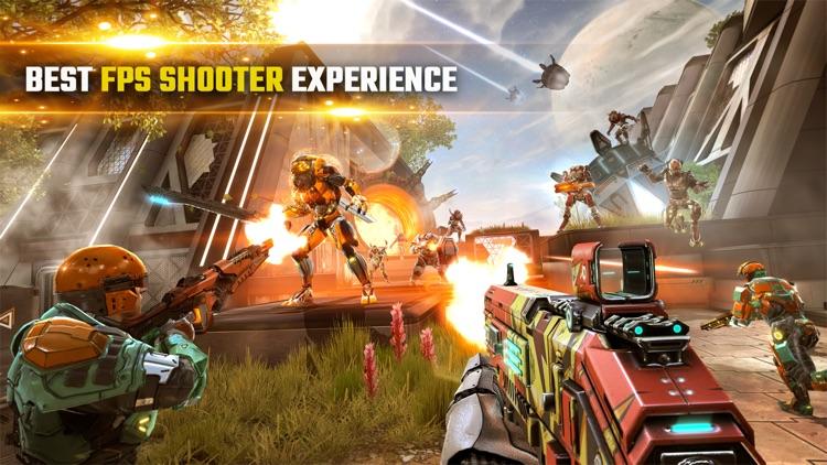 Shadowgun Legends screenshot-0