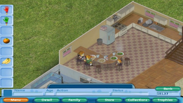 virtual families 2 unlock rooms
