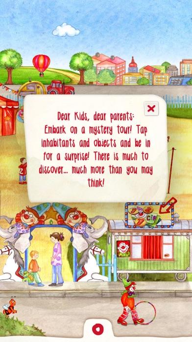 Animal Circus - Toddler's Seek & Find screenshot four