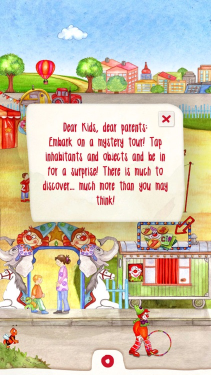 Animal Circus - Toddler's Seek & Find screenshot-3