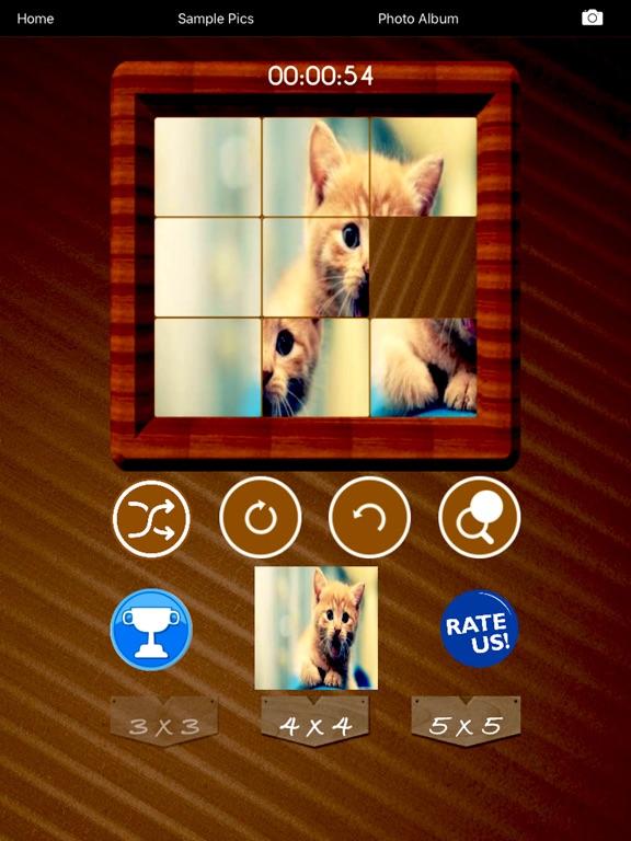 Sliding Puzzle Challenge screenshot 6