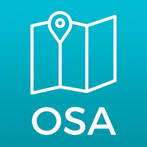 Osaka - Mapas de la ciudad
