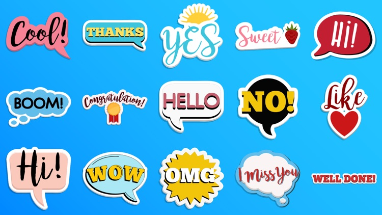 Best Sticker for Daily Texting