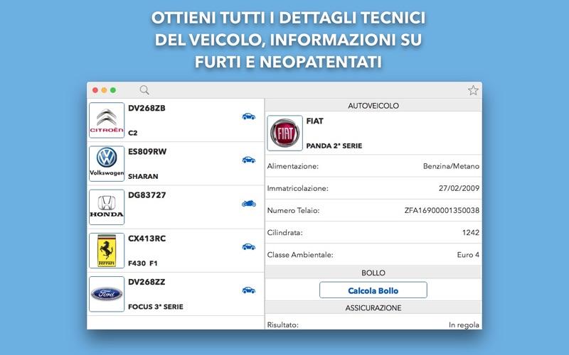 iTarga - Controllo Targa Bollo