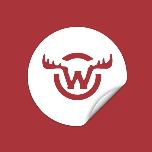 Moosejaw Sticker Pack