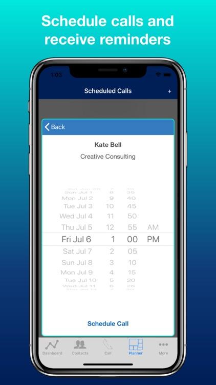 SwiftCall: Sales Auto-Dialer screenshot-5