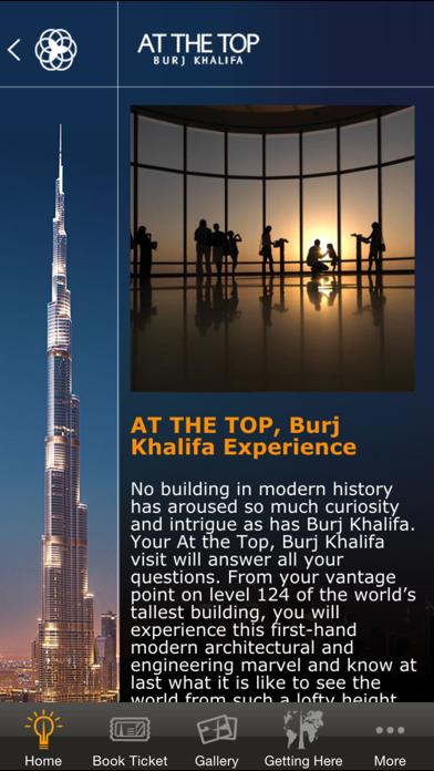At the Top, Burj Khalifa screenshot three