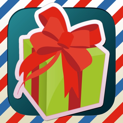 Holiday StickerGrams - Christmas, New Year's and Winter Stickers for your photos! icon