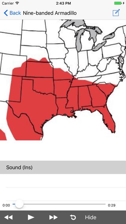 Mammals of North America screenshot-3