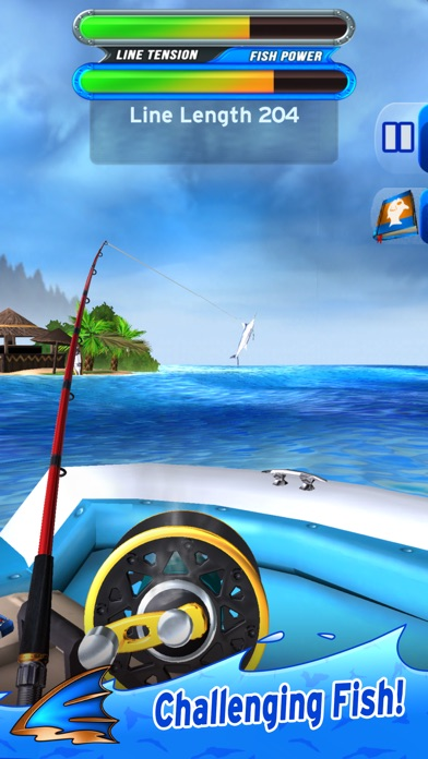 Flick Fishing Screenshots