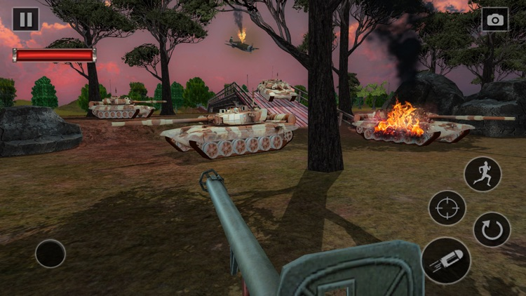 World War 2 Battle Game screenshot-5