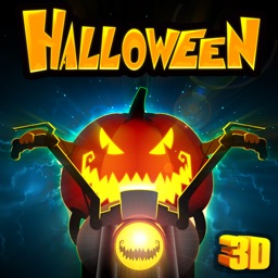 Halloween Night Ride Game