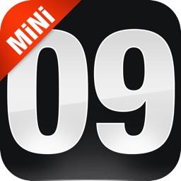 Minimalistic Countdown Timer