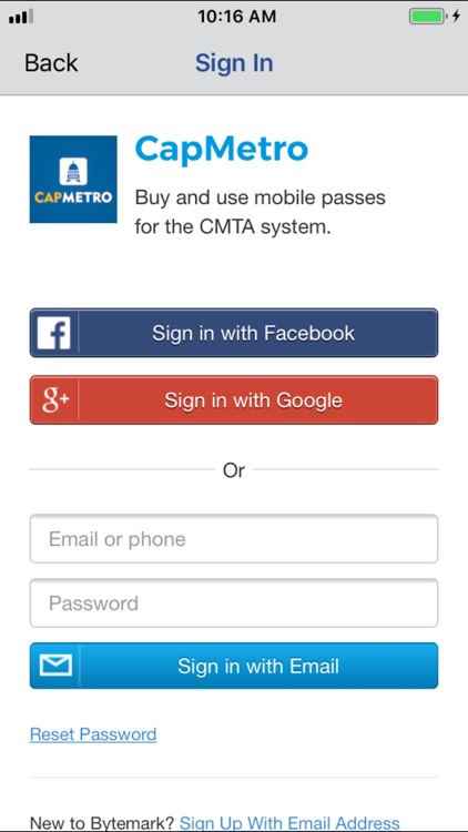 CapMetro screenshot-2