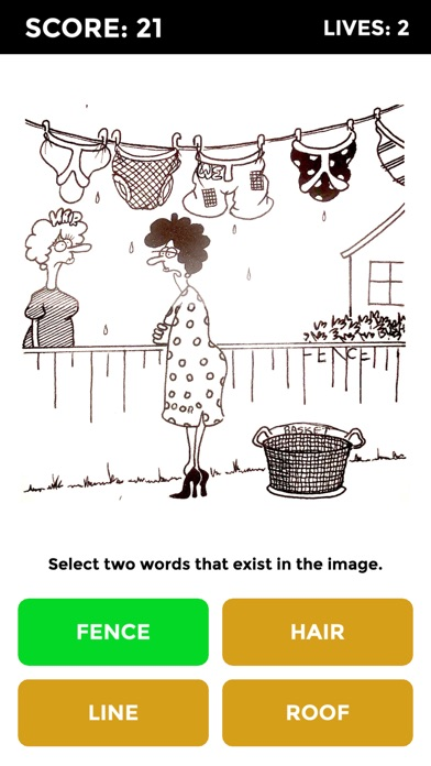 Words in Pics - Drawing Puzzle for Pc