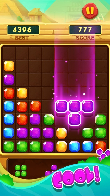 Block Puzzle - Blast Jigsaw screenshot-1
