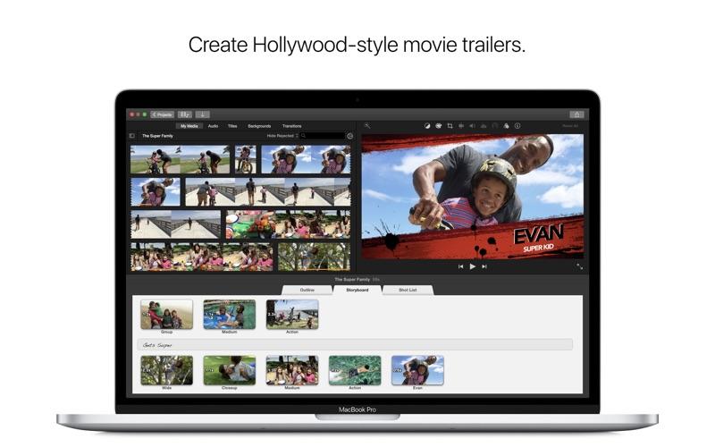 iMovie 10 1 9 download free | Mac Torrent Download
