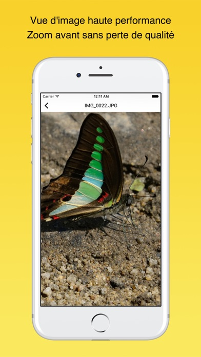 Screenshot #3 pour EXIF Viewer by Fluntro
