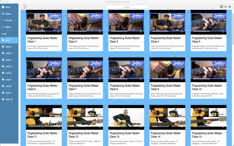 Finger Picking Guitar Lessons | App Price Drops