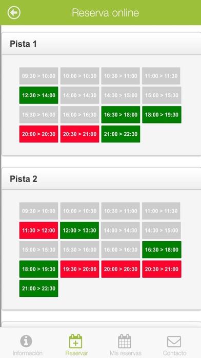 Six Padel Point Padel6 screenshot 4