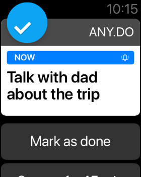 Any.do: To-do list & Tasks screenshot 14